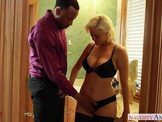 Unsatisfied married generalized visits felonious fancy man for unforgettable sex fun